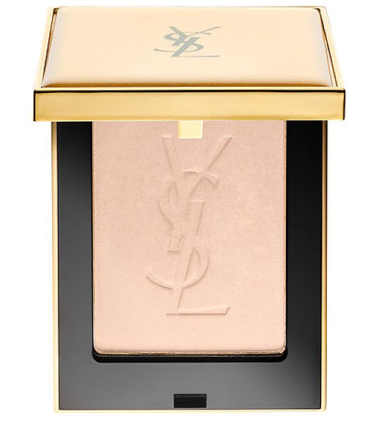 Yves Saint Laurent lumiere divine highlighting finishing powder palette - An illumining finishing powder to highlight your...