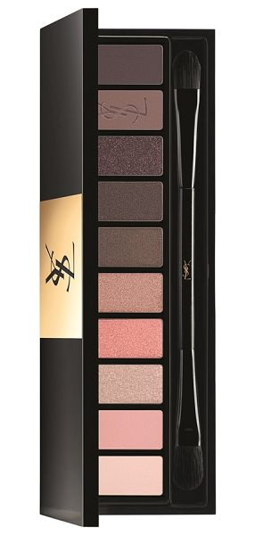 Yves Saint Laurent Paris couture variation ten-color expert eye palette in 03 paris
