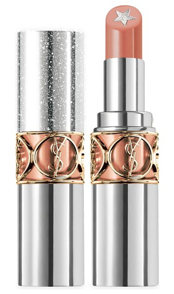 Yves Saint Laurent rouge volupte rock'n shine lipstick in ,pink