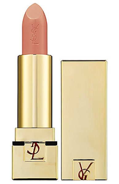 Yves Saint Laurent rouge pur couture satin radiance lipstick 24 blond ingenu