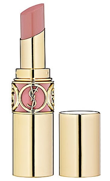 YVES SAINT LAURENT rouge volupte - silky sensual radiant lipstick spf 15 1 nude beige 0.12 oz/ 3.5 g - An extremely smooth and creamy lipstick with a formula...