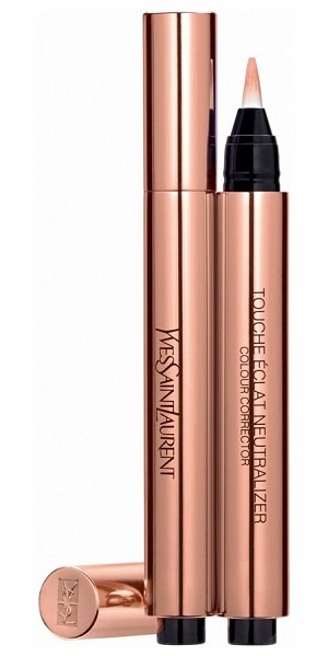 Saint Laurent 'touche eclat neutralizer' colour corrector in bisque - Discover Touche Eclat, the award-winning complexion...