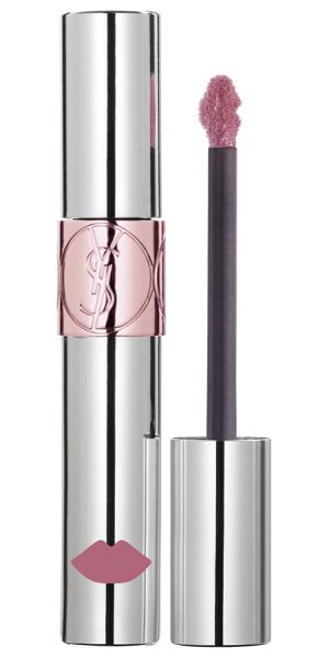 Yves Saint Laurent volupte liquid balm in 12 chase me nude