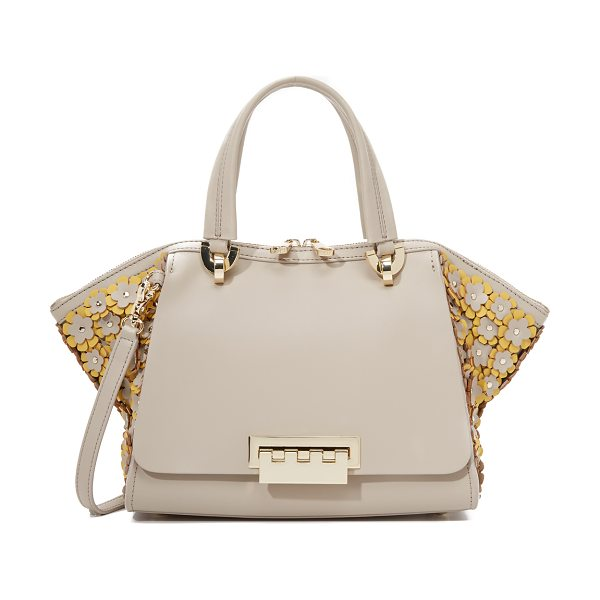Zac Zac Posen Embellished Eartha Small Double Handle Bag