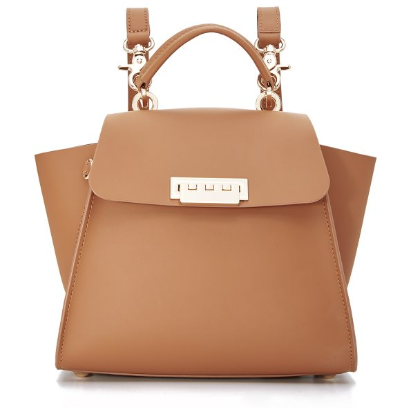 Zac Zac Posen eatha iconic convertible backpack in camel