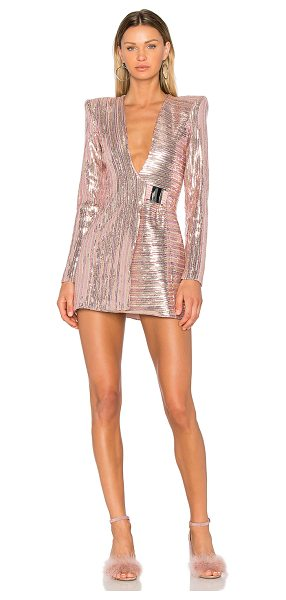 Zhivago Lost In Music Dress in pink - Self: 70% polyethylene 30% nylonContrast: 97% poly 3%...