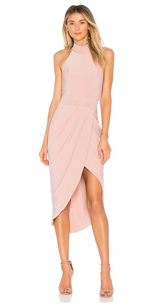 Zhivago miracle dress in blush