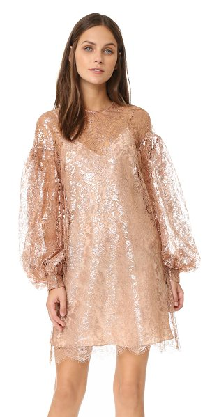 ZIMMERMANN lavish lace billow tunic dress - Description NOTE: Zimmermann uses special sizing. Please...