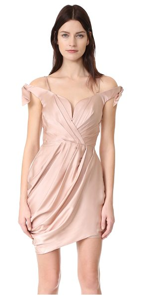Zimmermann winsome drape cocktail dress in peony - NOTE: Zimmermann uses special sizing. Please see Size &...