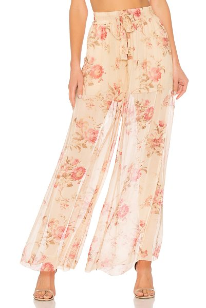 "ZIMMERMANN X REVOLVE Prima Cherry Pant - ""Zimmermann X REVOLVE?s Prima Cherry Pants make us..."