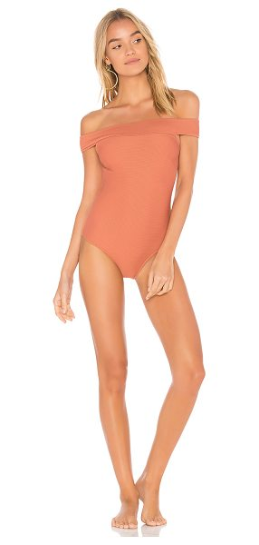 ZULU & ZEPHYR Wendy One Piece - 91% polyamide 9% elastane. Hand wash cold. Stretch fit....
