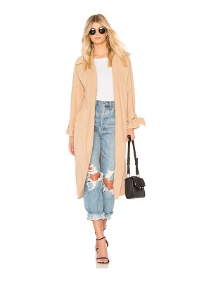 1. STATE Belted Trench Coat