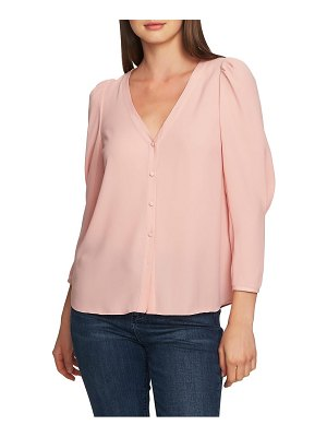 1.State puff sleeve blouse