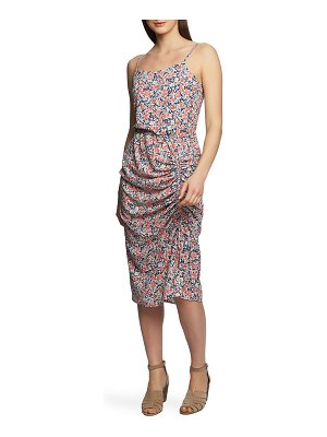 1.State sunwashed floral midi dress