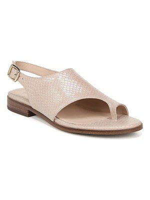 27 EDIT emma toe loop sandal