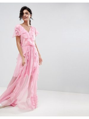 2ND DAY 2ndday Ruffle Maxi Dress