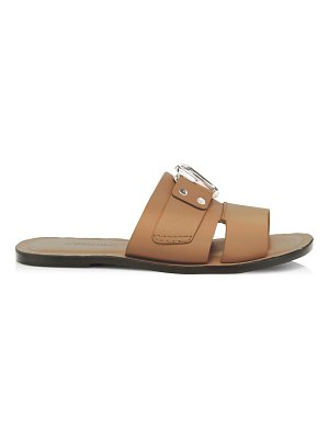 3.1 Phillip Lim alix flat leather sandals