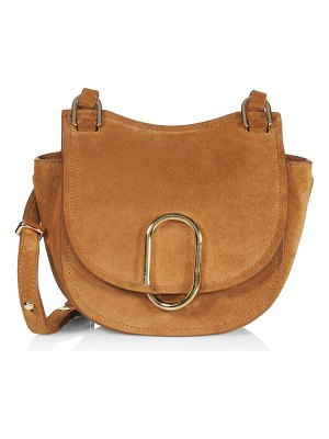 3.1 Phillip Lim mini alix suede saddle bag