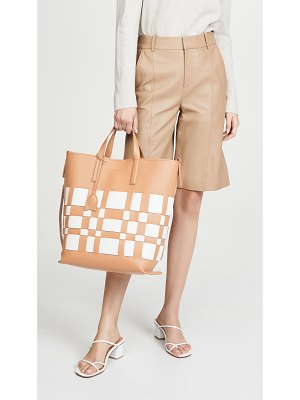 3.1 Phillip Lim odita modern lattice shopper bag