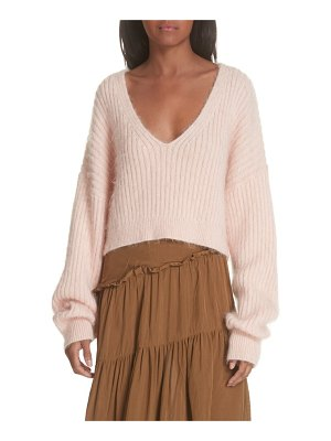 3.1 Phillip Lim ribbed wool blend sweater
