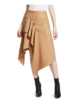 3.1 Phillip Lim tailored handkerchief midi skirt