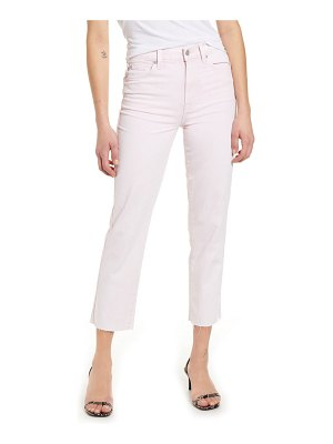7 For All Mankind 7 for all mankind high waist crop slim jeans