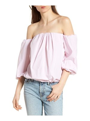 7 For All Mankind 7 for all mankind off the shoulder top