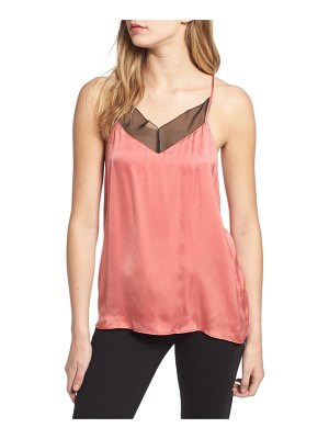 7 For All Mankind 7 for all mankind satin camisole