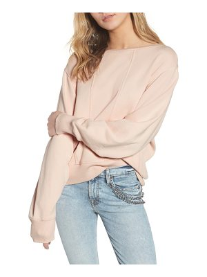 7 FOR ALL MANKIND 7 For All Mankind Seamed Sweatshirt