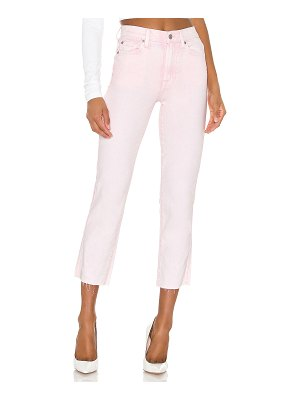 7 For All Mankind high waist cropped straight. - size 25 (also