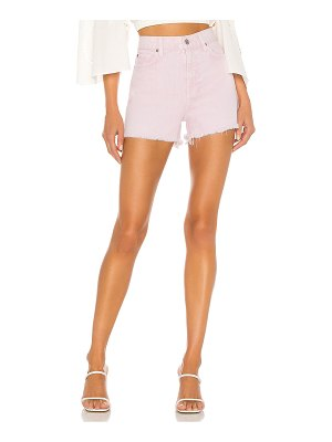 7 For All Mankind high waist short with fray hem. - size 25 (also