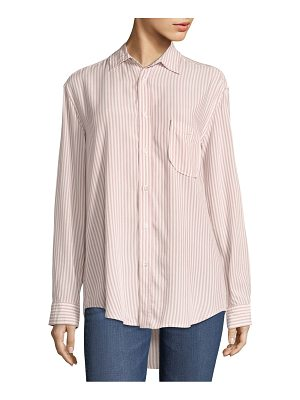 7 FOR ALL MANKIND Striped Button-Down Shirt