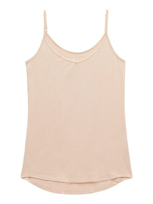 About core antibacterial-jersey camisole