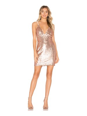 About Us bethany sequin dress