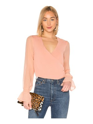 About Us clarise wrap top