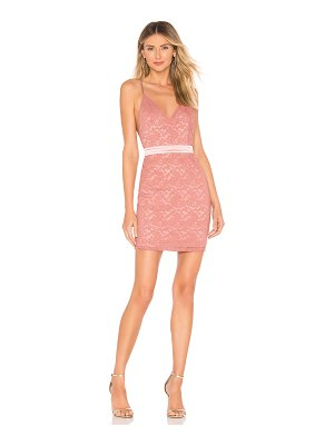 About Us Elona Lace Mini Dress
