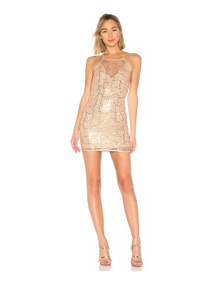 About Us Jane Sequin Dress