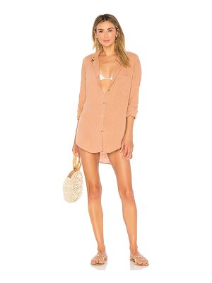 Acacia Swimwear Milos Shirt Dress