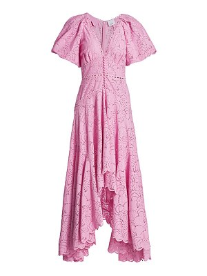 Acler cookes puff-sleeve dress