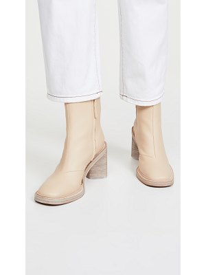 Acne Studios square toe booties