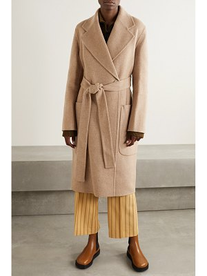 Acne Studios carice belted wool coat