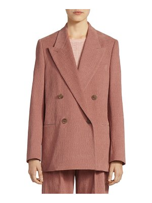Acne Studios double-breasted corded blazer