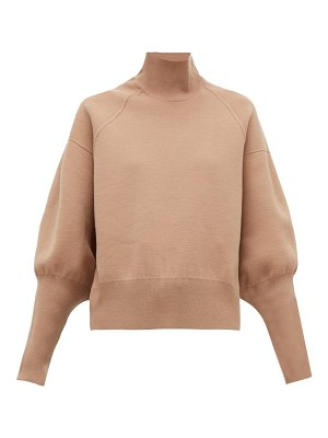 Acne Studios kelenor balloon-sleeve sweater