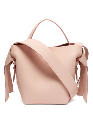 Acne Studios Musubi small leather bucket bag