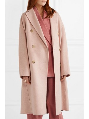 Acne Studios odethe oversized wool and cashmere-blend coat