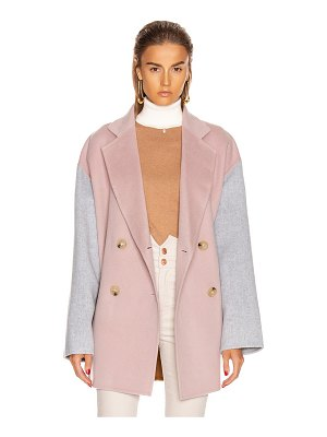 Acne Studios odine double coat