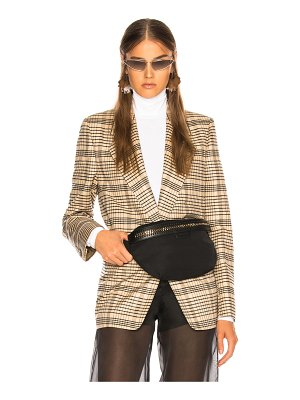 Acne Studios Tweed Suit Jacket