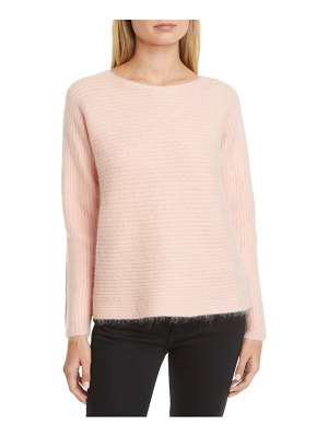 Adam Lippes boatneck mohair blend sweater