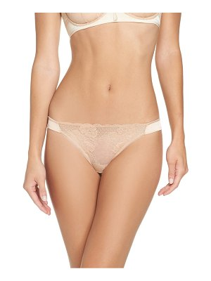 Addiction Nouvelle Lingerie lace & satin brazilian panties