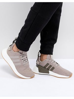 Adidas adidas Originals NMD R2 Sneakers In Beige